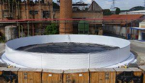 Megatanque Recolast (Cisterna para Indústria)